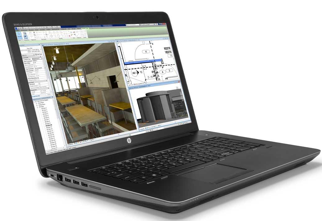 Prenosna delovna postaja HP ZBook 15